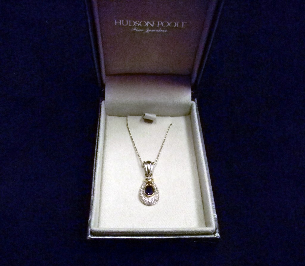 Hudsoon Poole necklace