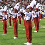 Conduct the Star Spangled Banner with The Million Dollar Band in front of 101,000 fans at a UA Game