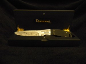 Special Edition Browning Hunting Knife