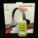 16 Gigabyte Ipod Nano with Solo Flips Audio Headphones
