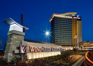 One Night Getaway to the WindCreek Casino and Hotel, Wetumpka